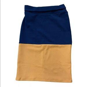 Lularoe Cassie Pencil NEW Skirt Size XS Stretch
